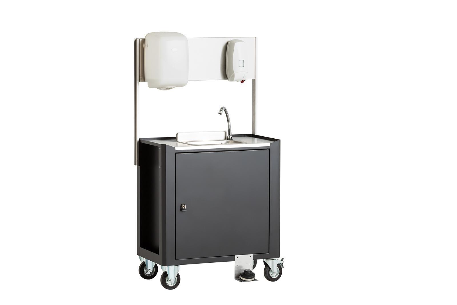 Foto dell'unità di lavanderia mobile 1
